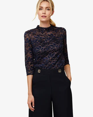 Phase Eight Lulu Lace Top