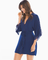Soma Intimates Willow Robe Navy