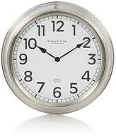 George Home Stainless Steel Classic Oversize Wall Clock