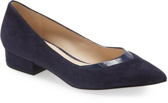 Cole Haan Vail Pointed Toe Skimmer Flat