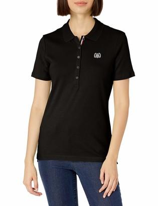 Tommy Hilfiger Women's Plus Size Classic Polo Shirt