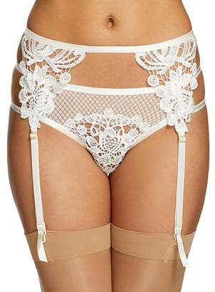 Frederick's of Hollywood Alexa Zoe Lace Garter