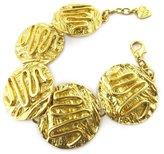Dolce Vita Designer bracelet 'Spirales' golden.
