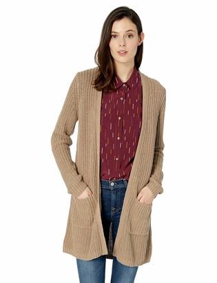 Pendleton Women's Long Open Front Cardigan Sweater
