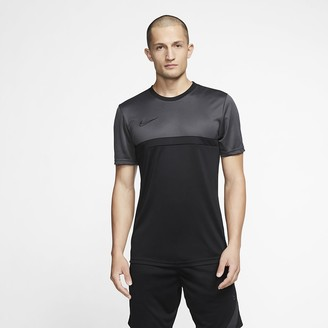 Nike Men's Short-Sleeve Soccer Top Dri-FIT Academy Pro