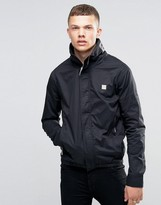 Bench Funnel Neck Jacket in Black
