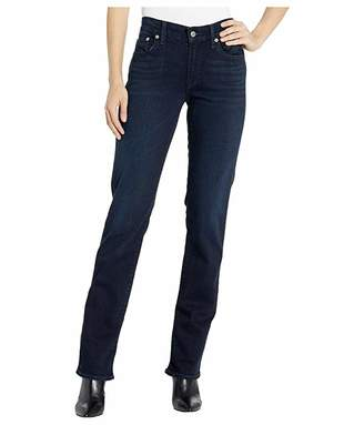 Lucky Brand Mid-Rise Sweet Straight Jeans in Jefferson