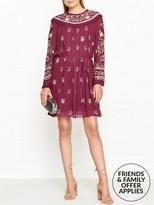 Needle & Thread Victorian Embellished Folk Dress