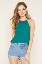 Forever 21 FOREVER 21+ Accordion-Pleated Cami