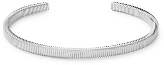 Miansai Sterling Silver Thread Cuff