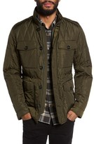 BOSS Men's Cloud Quilted Field Jacket