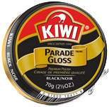 Kiwi Parade Gloss Shoe Polish - 2.5 oz. - Large