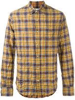 Faith Connexion plaid shirt - men - Cotton/Spandex/Elastane - XS