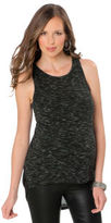 A Pea in the Pod BCBG Sleeveless Crew Neck A-line Maternity Top