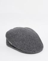 Lacoste Flat Cap - Grey