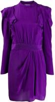 Etoile Isabel Marant frill trim dress