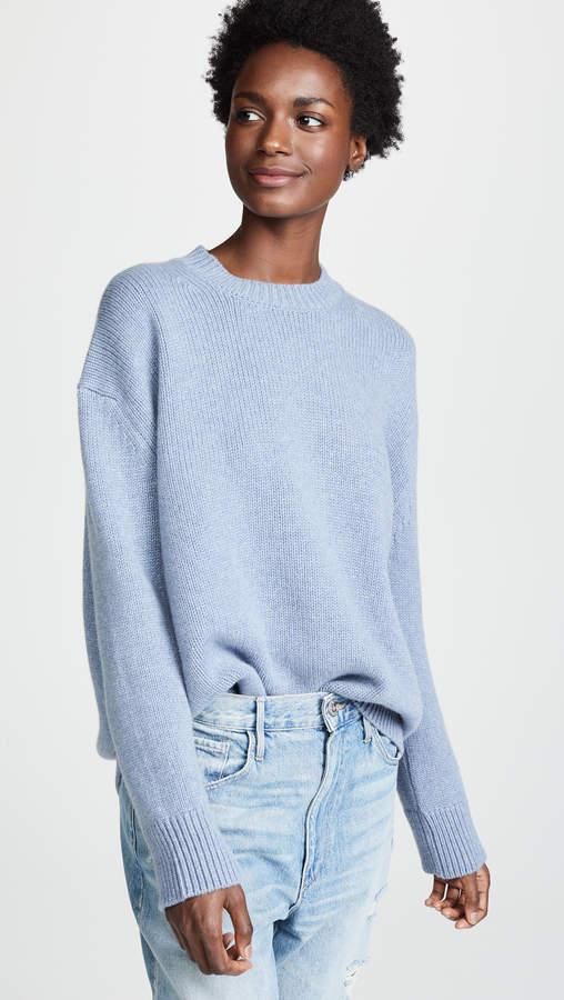 Anine Bing Rose Cashmere Sweater
