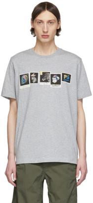 Paul Smith Grey PS Club Photos T-Shirt