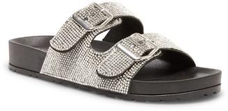 Madden-Girl Teddy Women's Slip-On Sandals