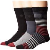 Timberland Pattern 3-Pack Crew Socks
