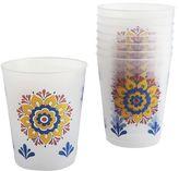 Pier 1 Imports Baja Brights Plastic Cups