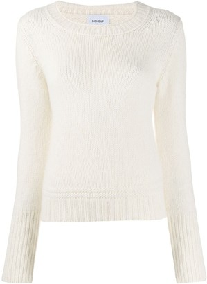 Dondup Round Neck Knitted Sweater