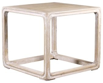 Thumbnail for your product : World Menagerie Lilli Solid Wood End Table