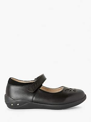 John Lewis & Partners Children's Derby Mary Jane Shoes, Black