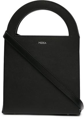 Medea mini Europa leather bag
