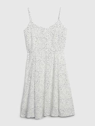 Gap Cami Print Dress