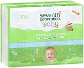 Seventh Generation Baby Free and Clear Wipes Refill - 256 Unscented Wipes by