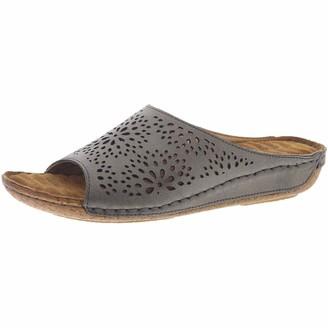 Easy Street Shoes womens Slide Sandal