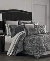 J Queen New York Raffaella Graphite 4-Pc. Queen Comforter Set