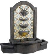Kenroy Home Cascada Indoor or Outdoor Floor Fountain