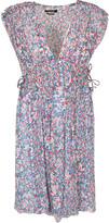 Isabel Marant V-neck Mid-length Dress