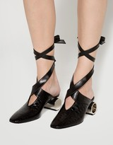 J.W.Anderson Cylinder Ballet Heel