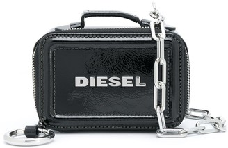 Diesel Square Logo Bag