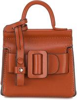 Boyy Orange Bobby Charm Mini Bag