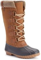 UNIONBAY Blaire Women's Tall Duck Boots