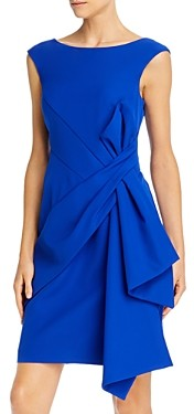 Eliza J Side Ruched Sheath Dress