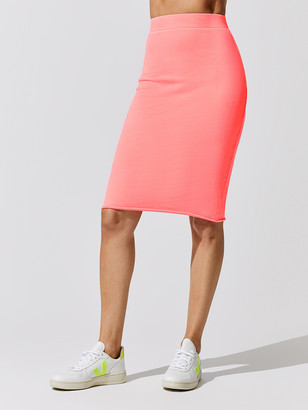 NSF Lyla French Terry Skirt