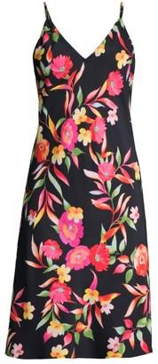 Natori Seville Floral Night Gown