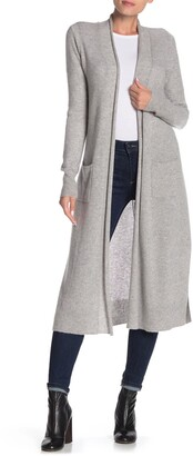 Cashmere Cardigan Duster
