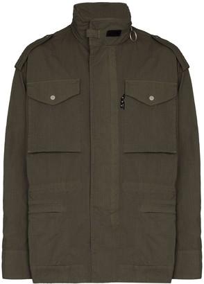 Off-White Arrow military jacket