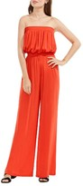 Vince Camuto Women's Strapless Jumpsuit