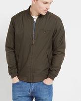 SAILON Wadded bomber jacket