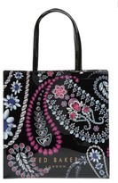 Ted Baker Ninacon Trinket Large Icon Tote - Black