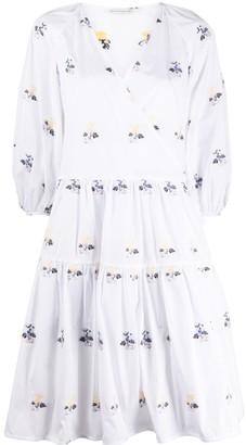 Cecilie Bahnsen Mirabelle floral-print dress