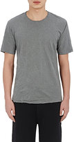 Rag & Bone MEN'S CRINKLED SEDONA T-SHIRT-GREEN SIZE XS
