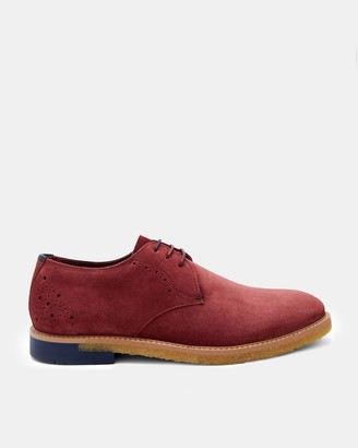 Ted Baker Suede Derby Shoe